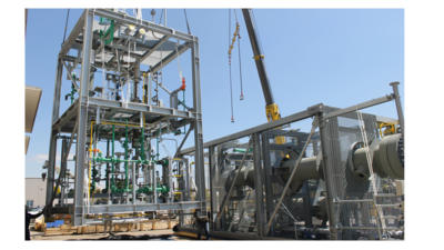 3V Tech Wet Air Oxidation package for Emirates National Oil Company ENOC